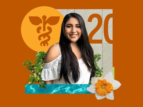 UT Austin Class of 2020 Senior, Briana Ortiz