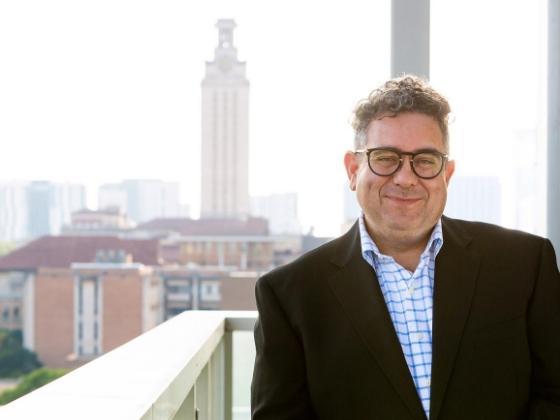 Dean of the College of Fine Arts, Ramón H. Rivera-Servera