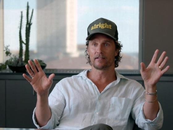 Matthew McConaughey has been appointed as a professor of practice at the Moody College of Communication.