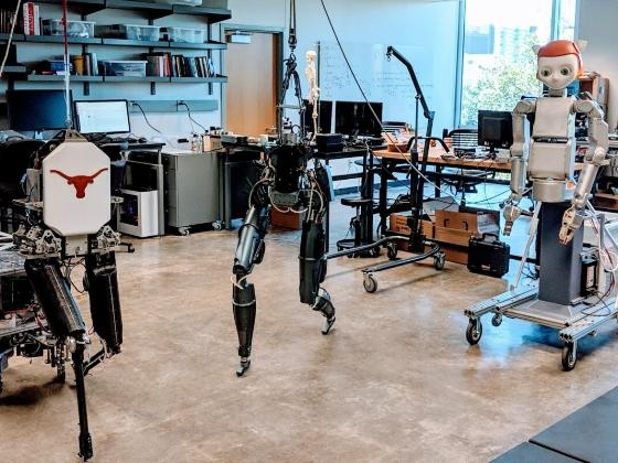 CREATE is a collaboration among Texas Robotics, industry partners and the UT Grand Challenge research initiatives