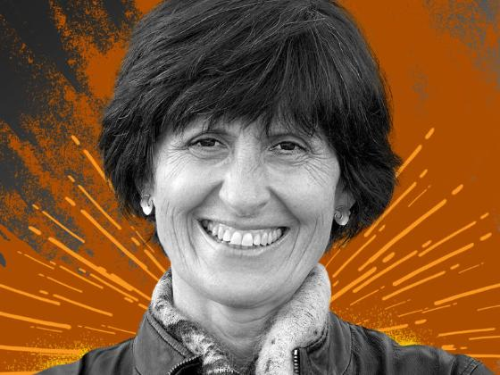Distinguished teacher Sonia Paban