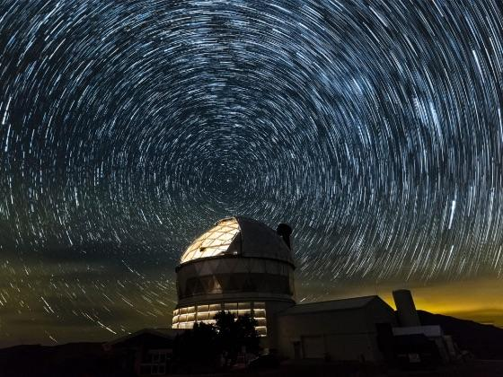 The McDonald Observatory