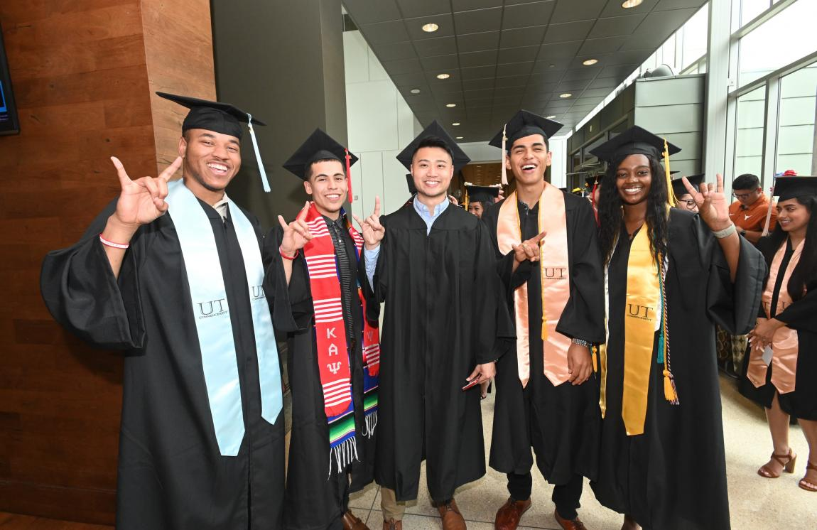 First Generation Students at Graduation