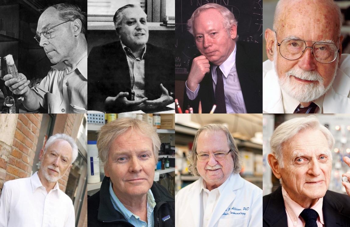 UT Nobel Prize Winners, including John Goodenough