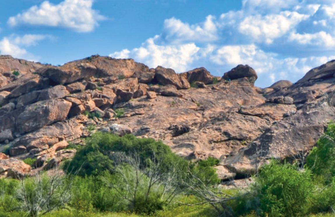 Top spots for exploring the natural wonders of Texas