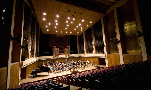 Bates Recital Hall