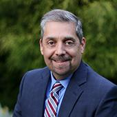 Charles Martinez, Dean of the College of Education