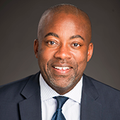 Leonard N. Moore, Interim Vice President for Diversity and Community Engagement