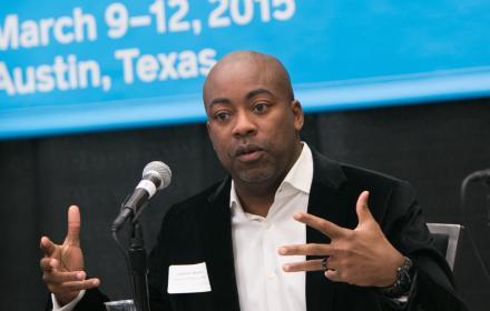 Dr. Leonard Moore at SXSWedu