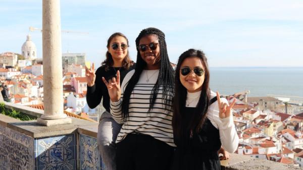UT students study abroad