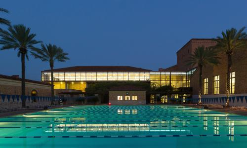 Gregory Gym Aquatic Complex