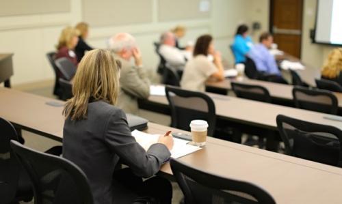 Professional Development Center class