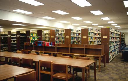 Mallet Chemistry Library