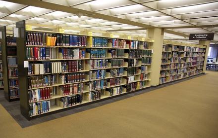McKinney Engineering Library