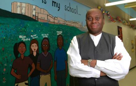 Elementary school principal.