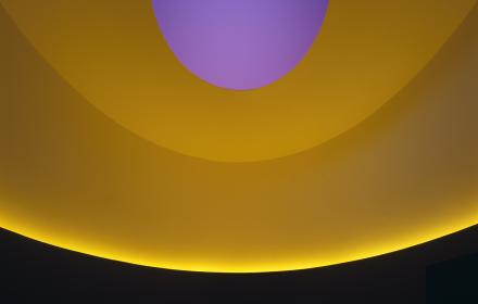 James Turrell's The Color Inside